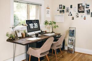 Комплекты мебели для удаленной работы дома